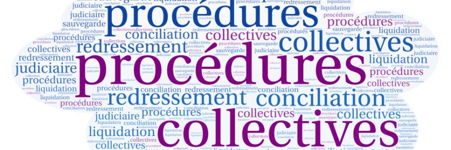 Les procédures collectives