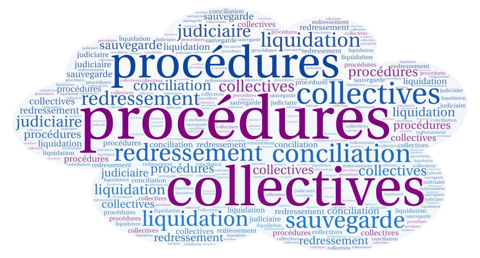 Phenx Expertise vous explique toutes les procédures collectives